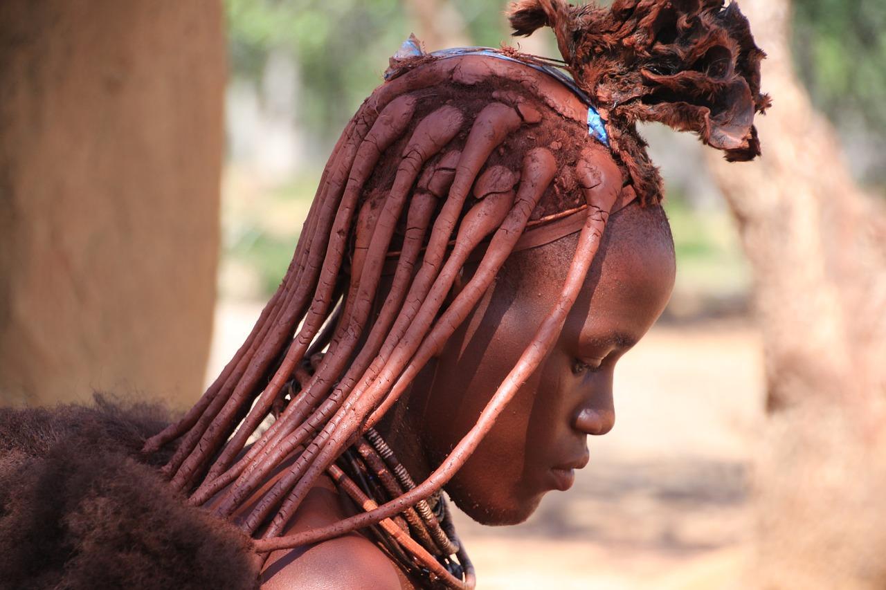 Bantu woman